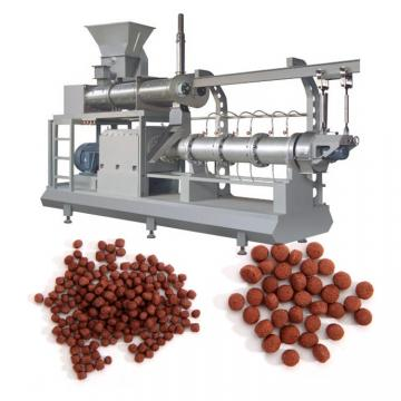 Automatic Floating Fish Feed Pellet Extruder Production Line