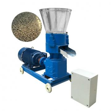 500kg/H Poultry Animal Feed Production Line Machine to Make Animal Food Pellet