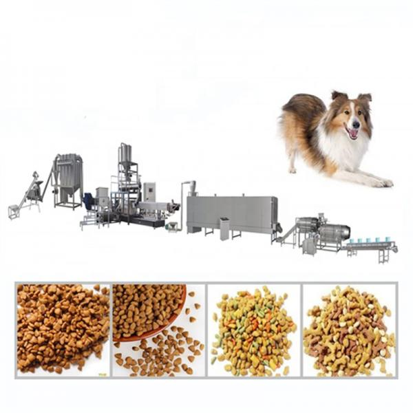 Fried 3D Pellet Bugles Chips Snack Food Processing Making Machine