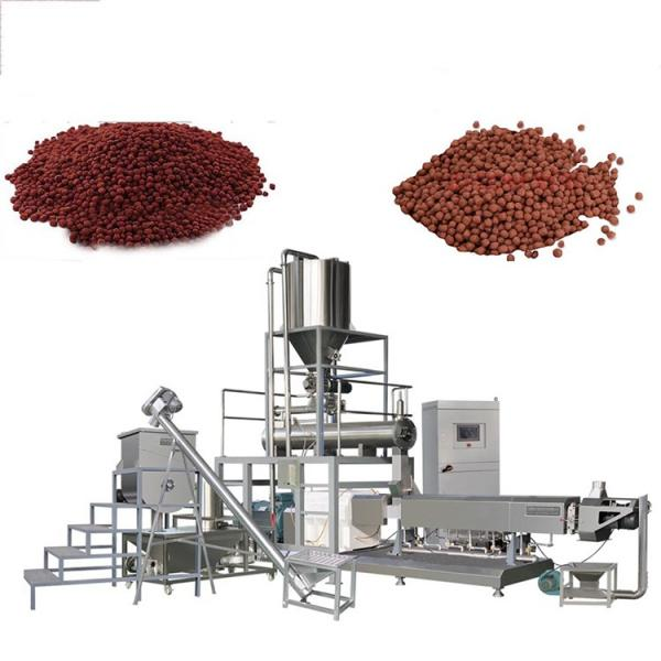 Floating and Sinking Fish Feed Extrusion Machine