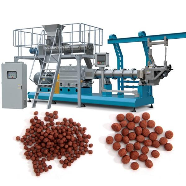 Automatic Animal Feed Pelleting Pellet Machine for Fish Feed