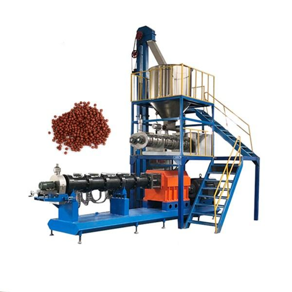 Industry Automatic Fish Feed Manufacturing Machine
