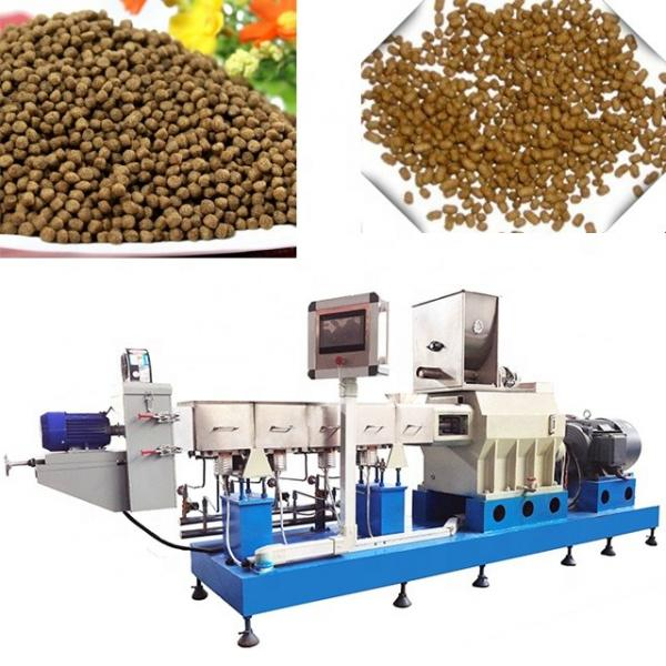 2 Tons Per Hour Wet Fish Feed Extruder Machine