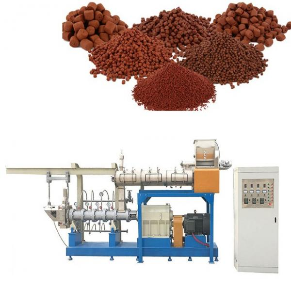 Automatic Floating Fish Feed Pellet Machine for Fish Farming