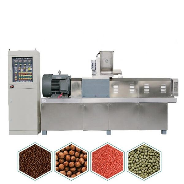 Floating Fish Food Extruder Fish Feed Pellet Machine Price
